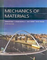 solution manual of mechanics of materials by beer and johnston pdf free download