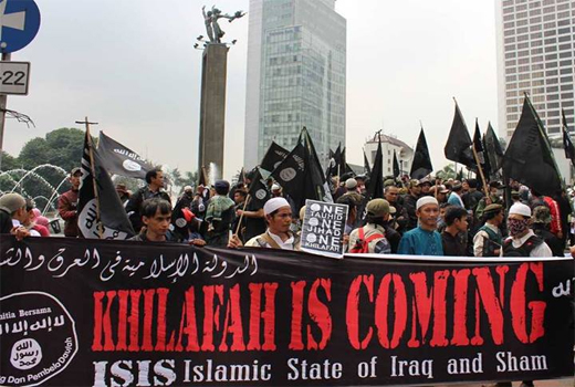 Strategi ISIS di Kancah Politik Indonesia dan Pembusukan Islam dari Dalam
