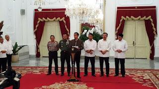 Presiden Tuding ada Aktor Politik Di Balik Rusuhnya Demo Semalam - Commando