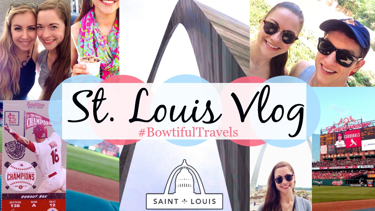 St. Louis Vlog