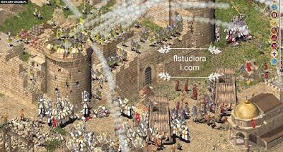 تحميل آخر إصدار من لعبة صلاح الدين للكمبيوتر Stronghold Crusader كاملة نسخة اصلية