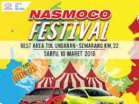Nasmoco Gelar Special Event Di Rest Area Tol Semarang - Ungaran