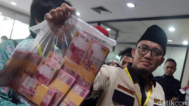 Uang 100 Juta dari Densus Diserahkan Keluarga Siyono ke KPK, Ini Tanggapan Polri.