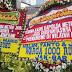 Ini Karangan Bunga dari Warga untuk Polri atas Penangkapan Preman di Jakbar