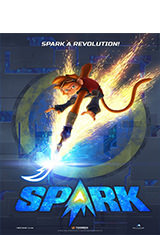 Spark: A Space Tail (2017) BRRip 1080p Latino AC3 2.0 / Español Castellano AC3 5.1 / ingles AC3 5.1 BDRip m1080p