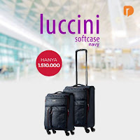 Dusdusan Luccini Softcase Navy ANDHIMIND