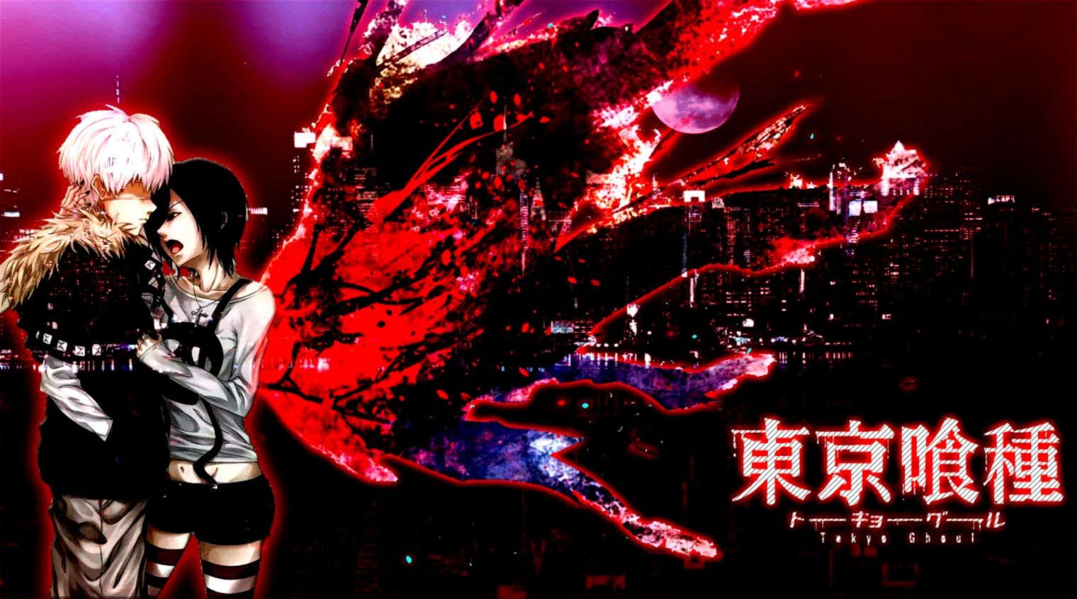 Tokyo Ghoul Wallpaper Touka | Wallpapers Quality