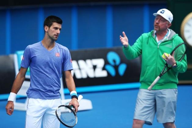 Novak Djokovic CHÍNH THỨC không hợp tác cùng HLV Boris Becker