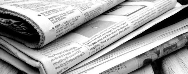 As manchetes dos jornais desta terça-feira, 5 de março 2019