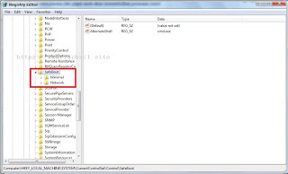 cara disable atau mematikan f8 safe mode windows 7