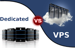 Dedicated Server or Virtual private server