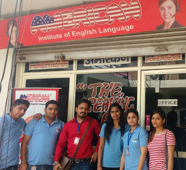 Mission Education Team of Noida Placed a Drop Box at American Institute