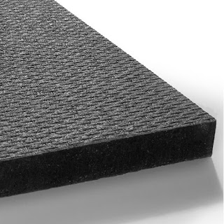 Greatmats rubber flooring odor removal