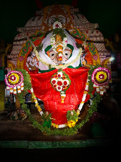 Bada Singhar Ritual of Lord Jagannath