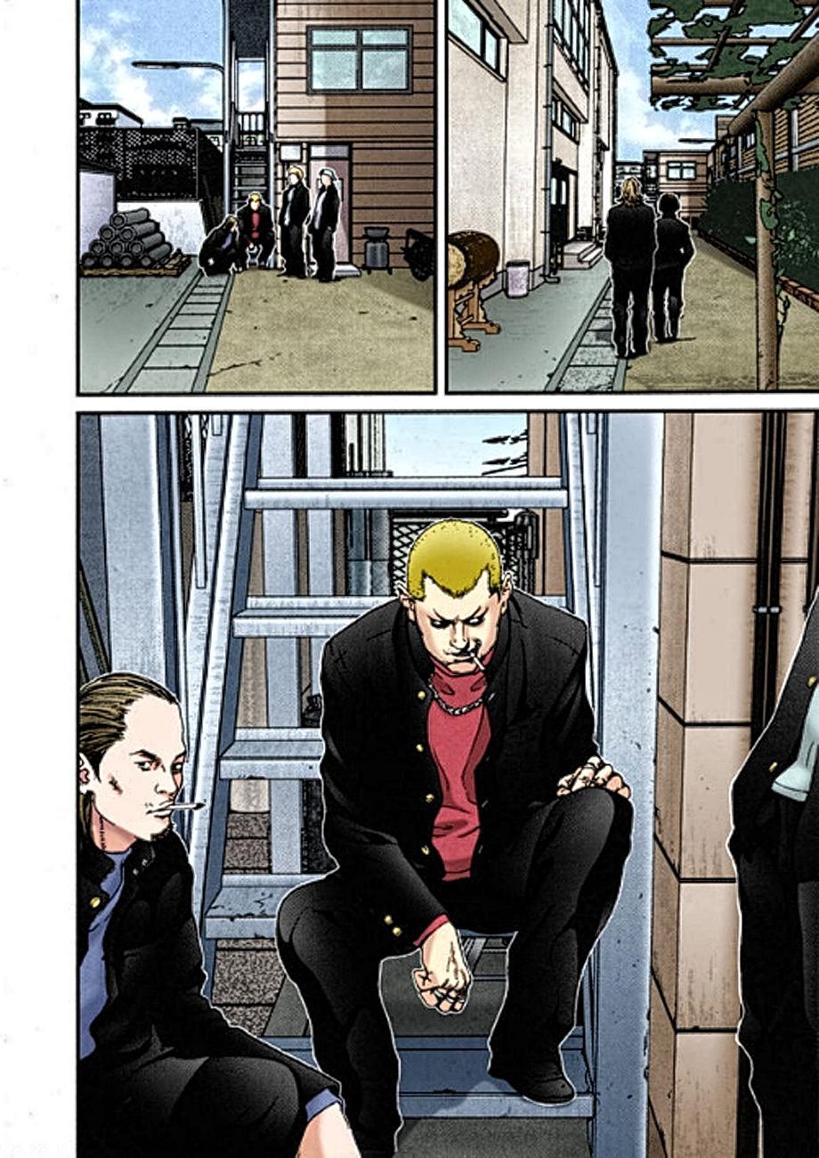 Gantz Chap 23: Cuộc sống hàng ngày trang 21