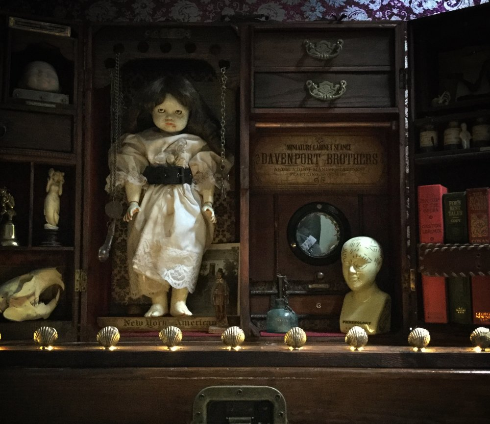 Propnomicon A Haunted Cabinet of Curiosities