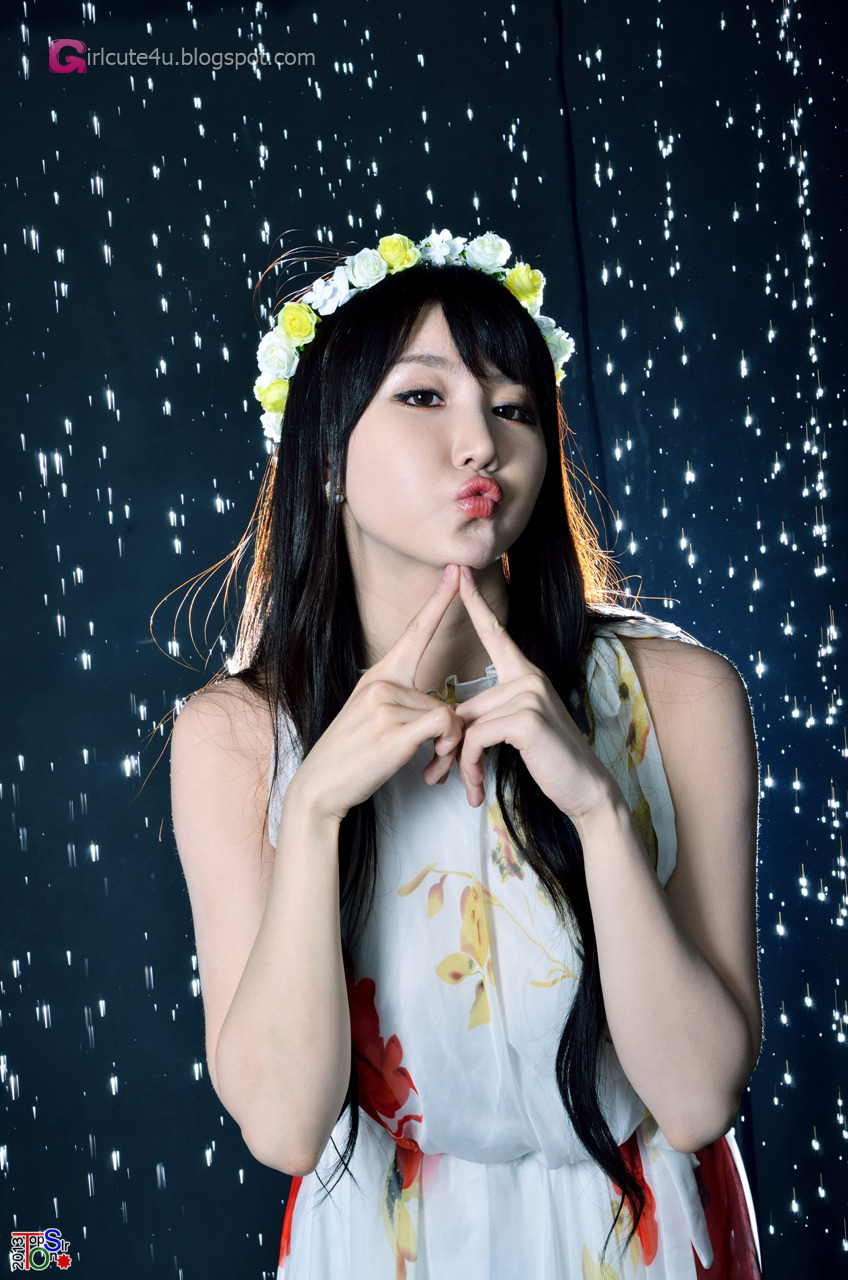 Yeon Da Bin - Outdoor ~ Cute Girl - Asian Girl - Korean