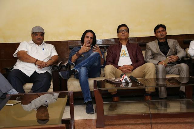 Vierendrra Lalit, Rahul Roy, Narendra Jha, Prasun Kumar