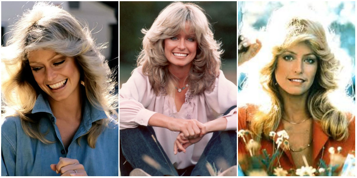 23 Fascinating Color Photos Of A Young Farrah Fawcett In The 1970s