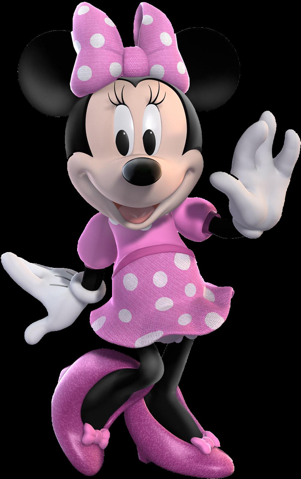 tutoriales de photoshop y coreldraw: minnie mouse en png