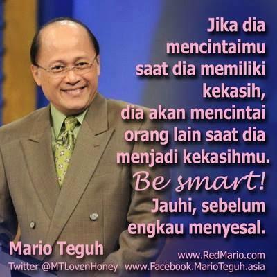 Motivasi Mario Teguh Tentang Cinta Www Redmario Com