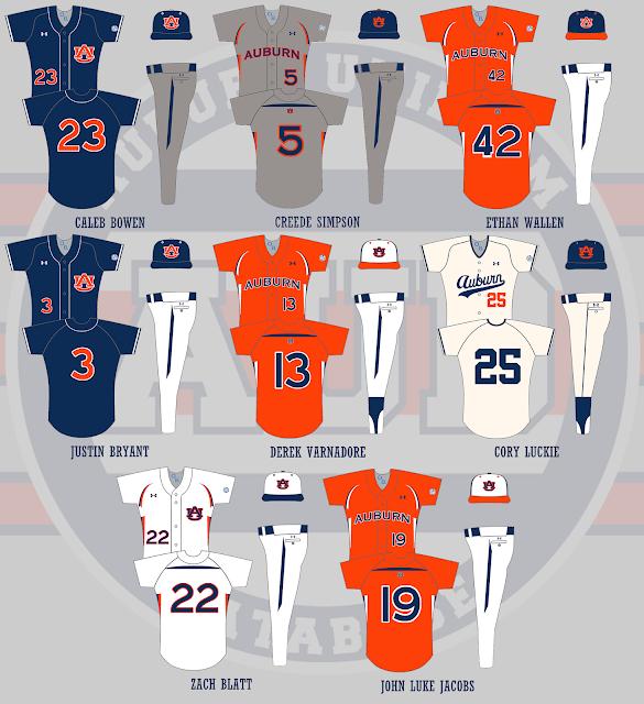 auburn baseball 2012 season