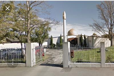 Tragedi Tembakan Masjid Di Christchurh New Zealand Korbankan 40 Nyawa