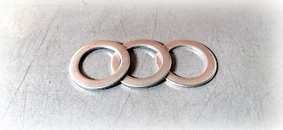 Custom Stainless Steel Washers - 304 Stainless Steel Material