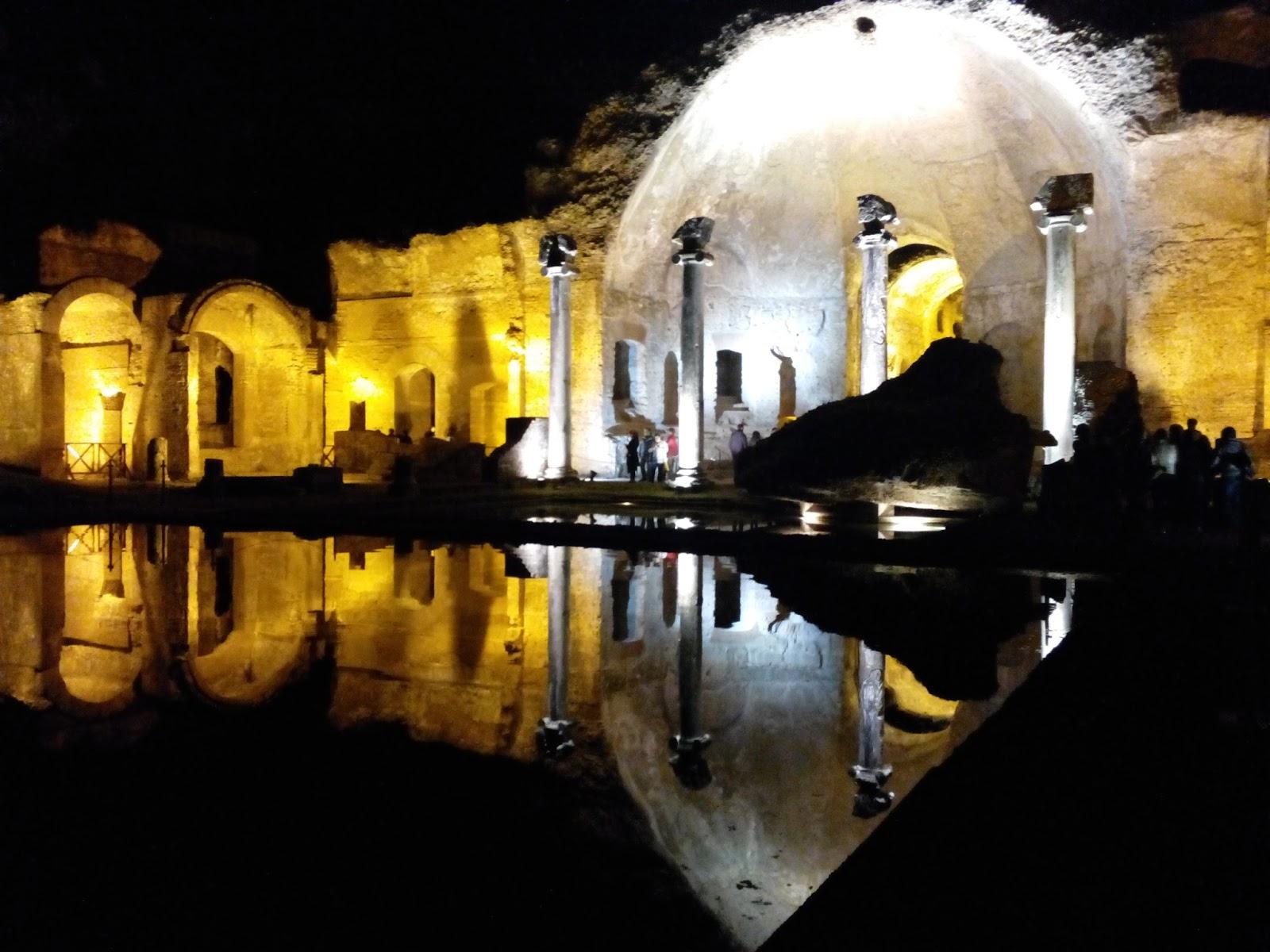 Villa Adriana di Sera: Visita Guidata