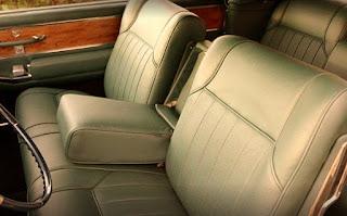 1964 Cadillac Eldorado Convertible Seat Front
