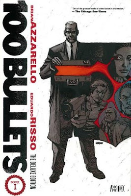 100 Bullets, Comic Book Review, InToriLex
