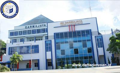 Daftar Fakultas dan Program Studi Institut Informatika dan Bisnis Darmajaya