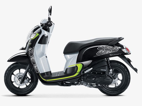 Harga All New Honda Scoopy