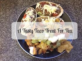 home made tacos