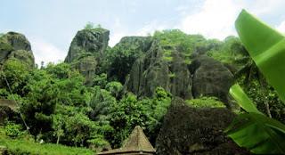 Gunung Nglanggeran Yogyakarta