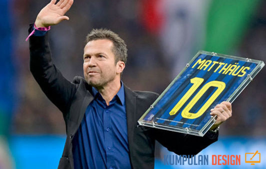 Lothar Matthaus: Legend of the Crapper