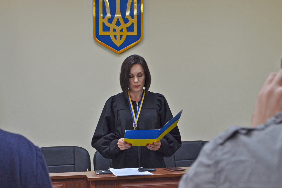 суддя ОАСК Альона Мазур