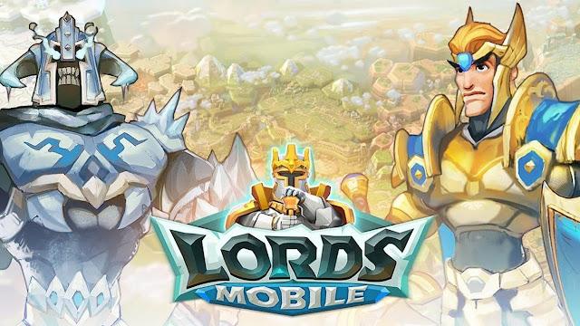 تحميل لعبة لوردس موبايل 2017 Download Lords Mobile Game احدث اصدار برابط مباشر