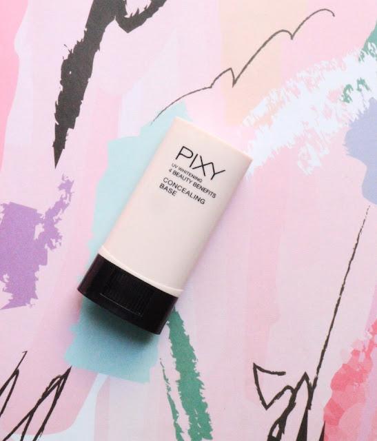 makeup pixy concealing base