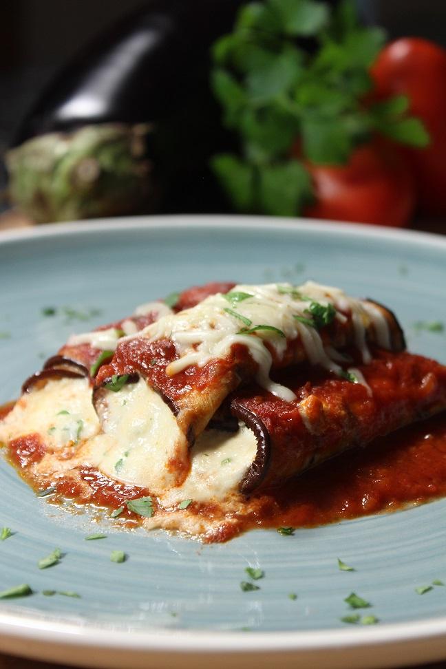 Best Eggplant Rollatini Recipe