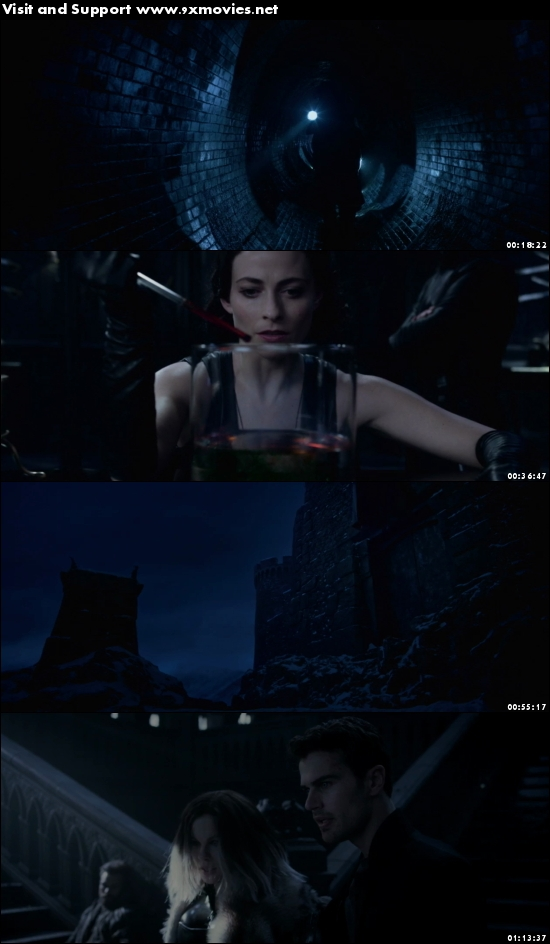 Underworld Blood Wars 2017 English 480p WEB-DL