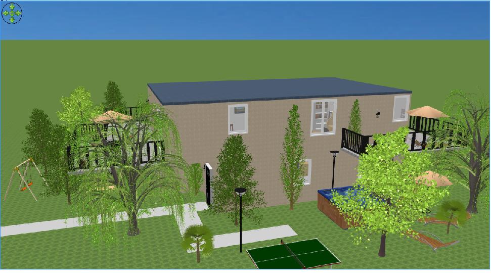 Technologie Ville Durable: Maison Sweet Home 3d Séance 14