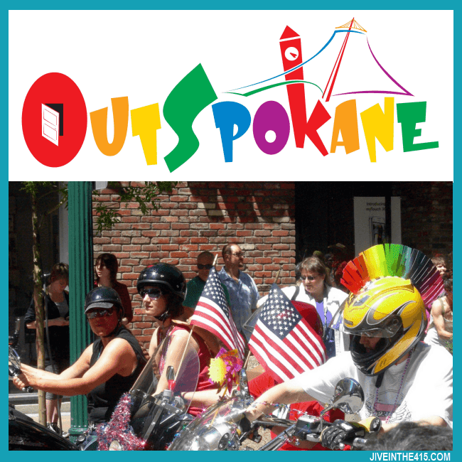 Spokane's Gay Pride Parade