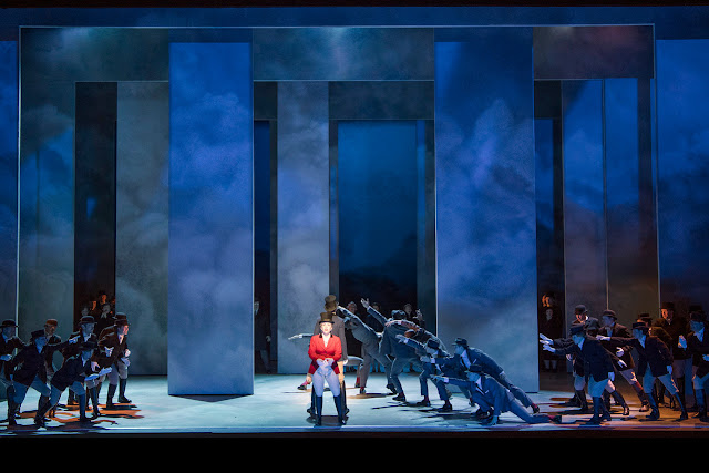 Nico Muhly: Marnie - English National Opera (Photo Richard Hubert Smith)