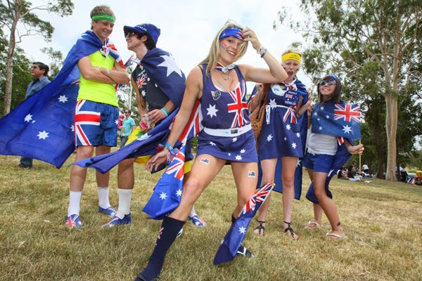 Australia Day 2017 Fireworks Sydney, Melbourne, Perth, Adelaide Events & Celebrations