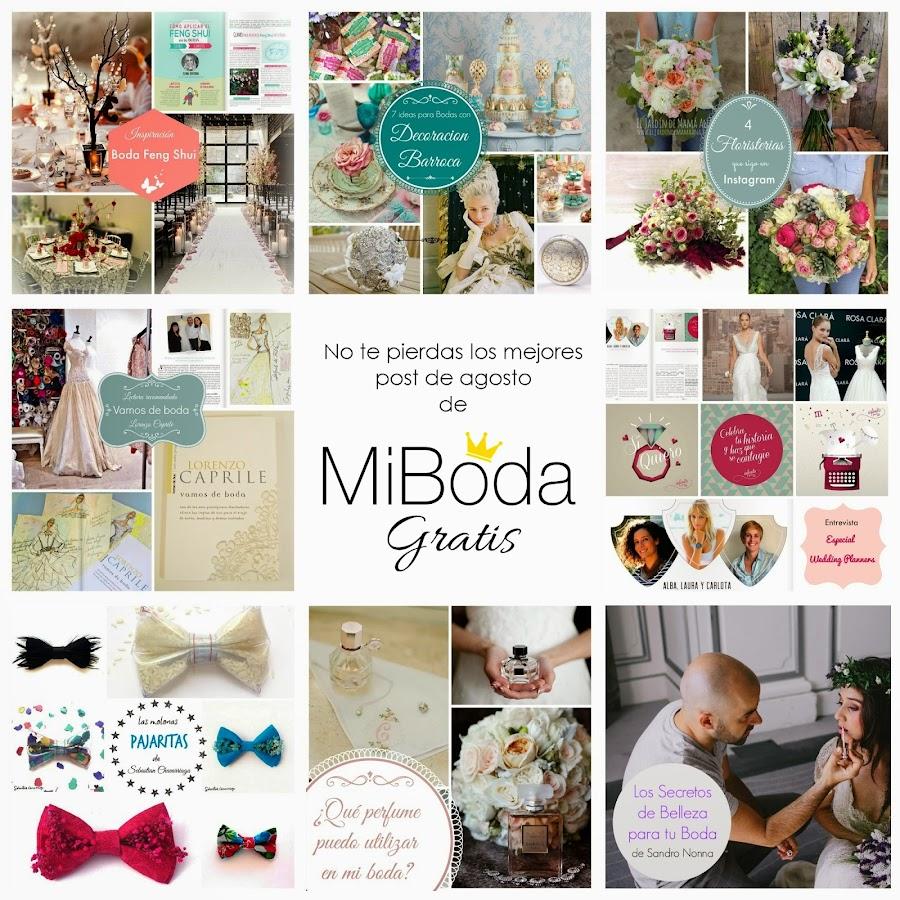 blog de bodas mi boda gratis españa tendencias inspiracion ideas bodas originales