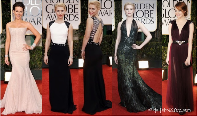 Best+2+Globes Best & Worst of the Golden Globes 2012