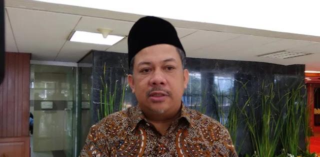 Fahri Hamzah: KPK Partai Politik Sekarang