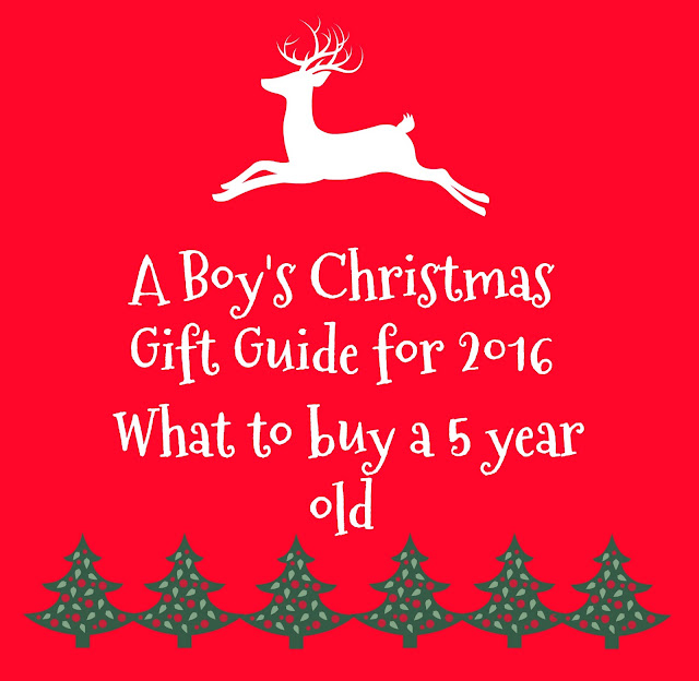 Boys Christmas Gift Guide