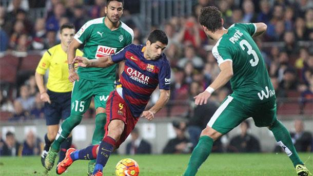 El FC Barcelona de Luis Enrique quiere sumar un nuevo triunfo